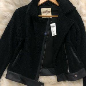 Teddy biker jacket 🖤